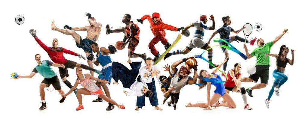 פעילות גופנית וספורטאים