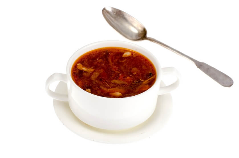 מרק שעוית חורפי