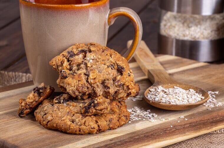 עוגיות-פיצוחים-ללא-סוכר